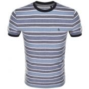 Original Penguin Birsdeye Stripe T