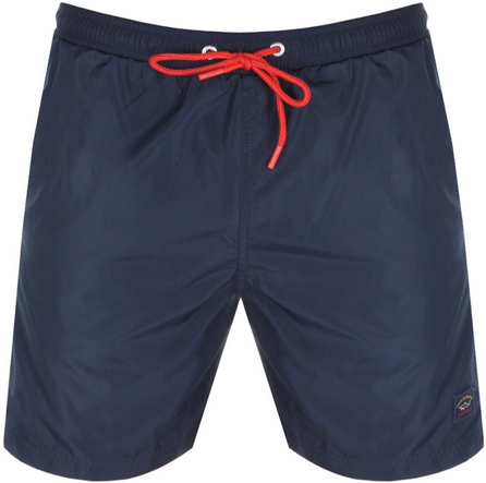 Paul & Shark Swim Shorts Navy Blue